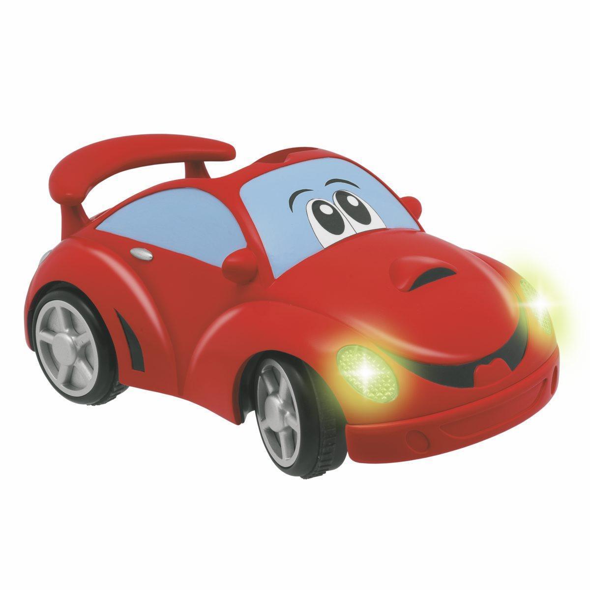 CHICCO Игрушка развивающая Машинка кабриолет Johnny c д/у.